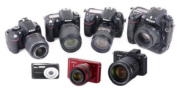 Camera Levels - Consumer, Enthusiast, Semi-pro, to pro