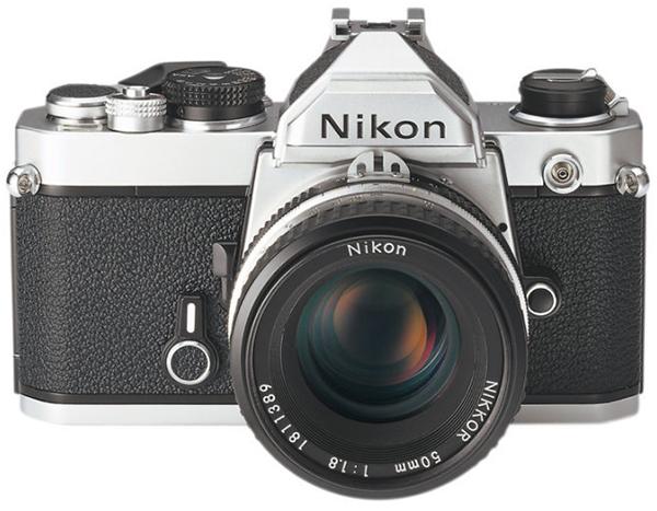 Nikon FM with AI-S Nikkor 50mm f/1.8 Lens