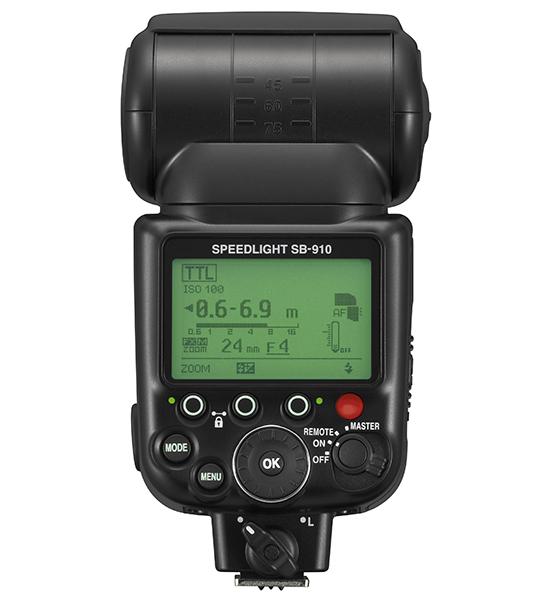 Nikon_SB-910_Speedlight_Back