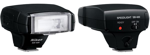 Nikon SB-400 Speedlight Flash Unit, GN of 98 (30)