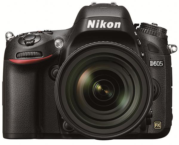 Nikon D605?