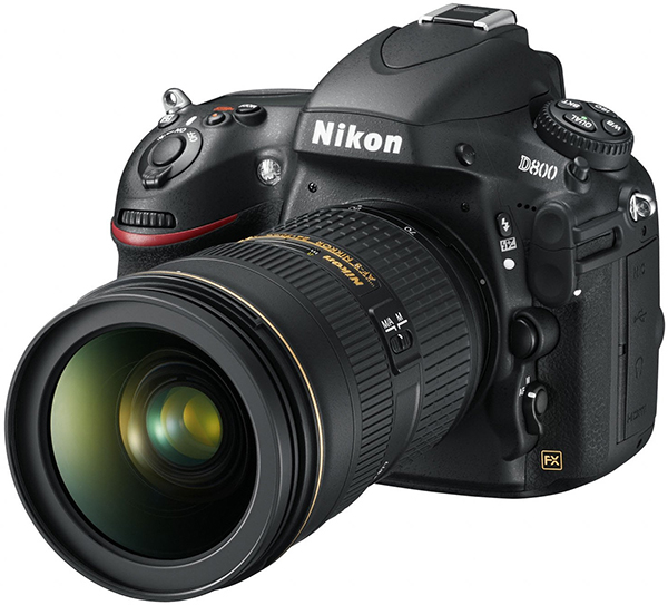Nikon D800 with an AF-S Nikkor 24-70mm f/2.8G ED Lens