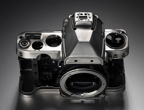 Nikon Df – has a magnesium-alloy and polycarbonate frame like the D7100 and D610