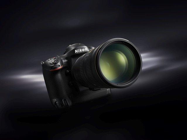 Nikon D4S, Oooo, Ahhh View
