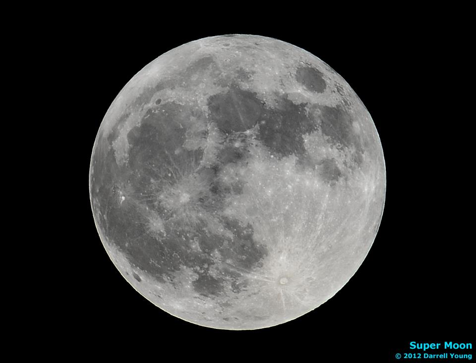 Super Moon Example